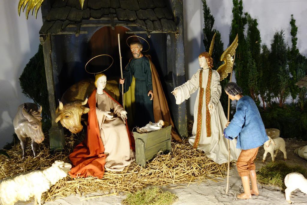Krippe St. Matthäus - Weihnacht 2020